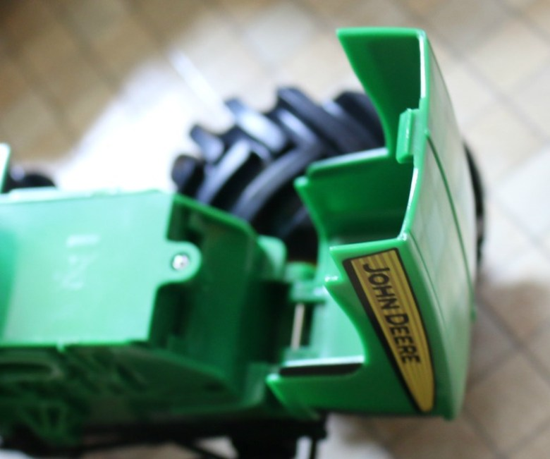John Deere Monster Treads Shake and Sounds Tractor