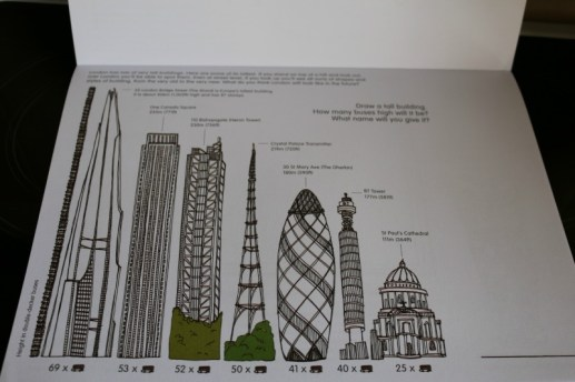 The London Activity Book