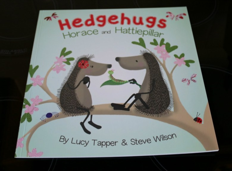 Hedgehugs Horace and Hattiepillar