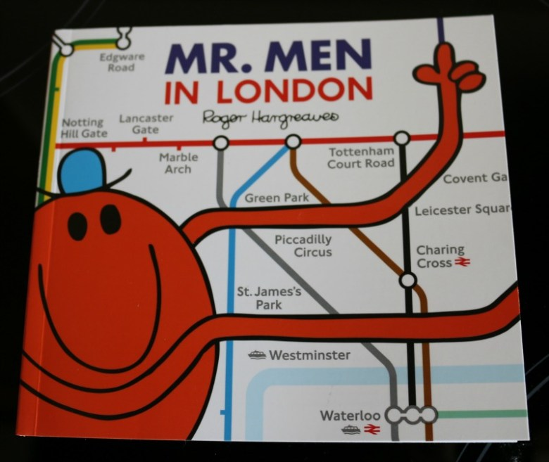 Mr Men in London