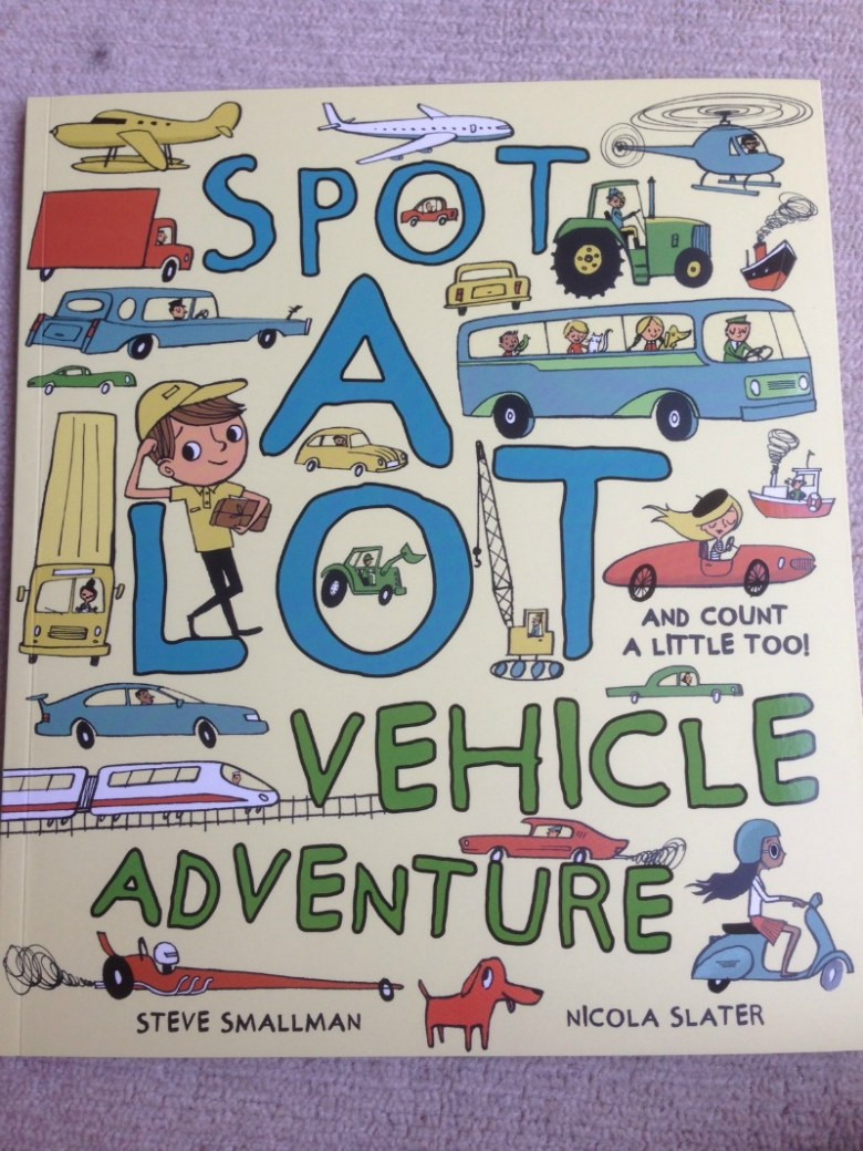 Spot A Lot: Vehicle Adventure