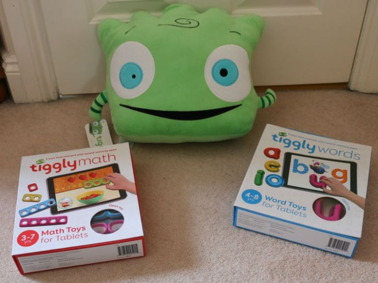 Tiggly Words and Maths apps