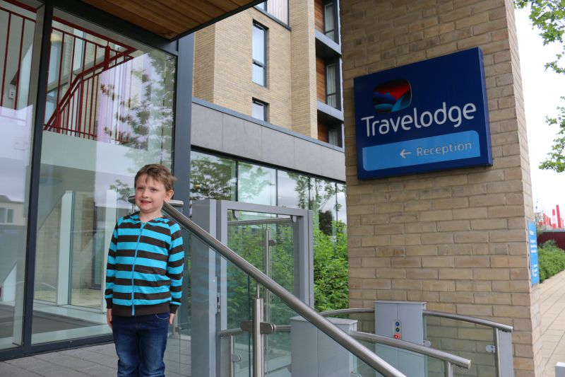 Travelodge Cambridge - Newmarket Road