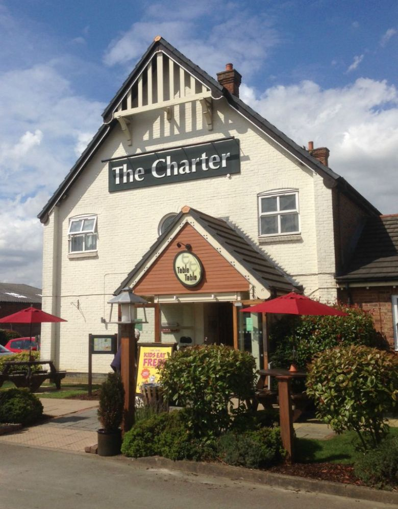 The Charter in Aylesbury