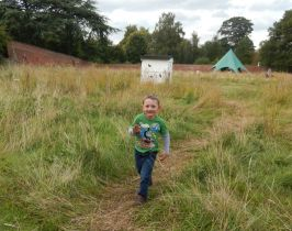 An afternoon of fun at Calke Abbey 2014 21