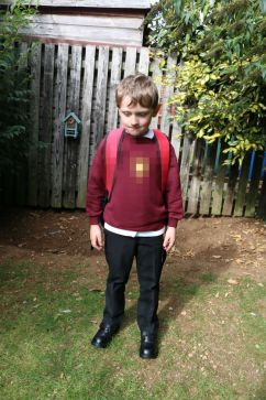 George at ASDA #GettingCoolForSchool