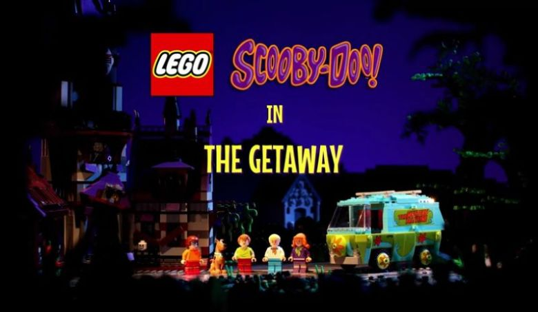 Lego Scooby-Doo and Win £150 gift card from Smyths Toys