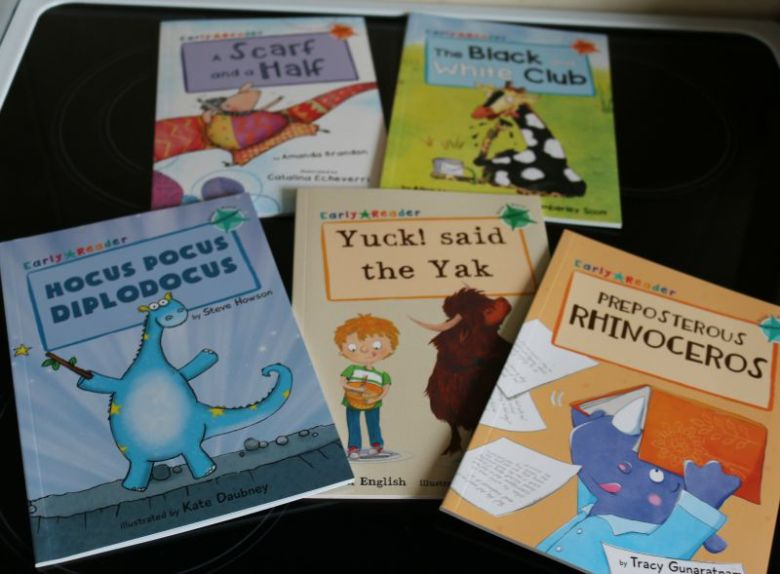 Maverick Arts Publishing launch an Early Readers range