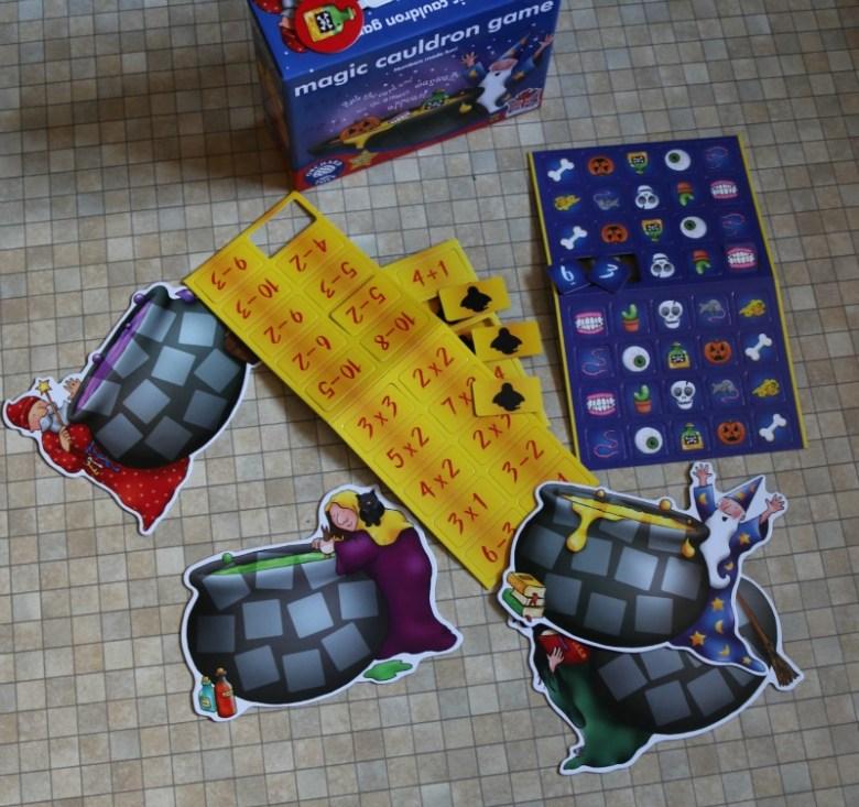 Magic Cauldron Game