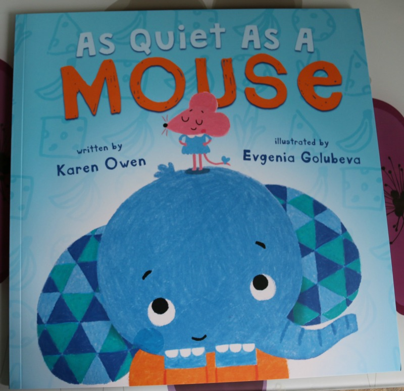 As Quiet as a Mouse