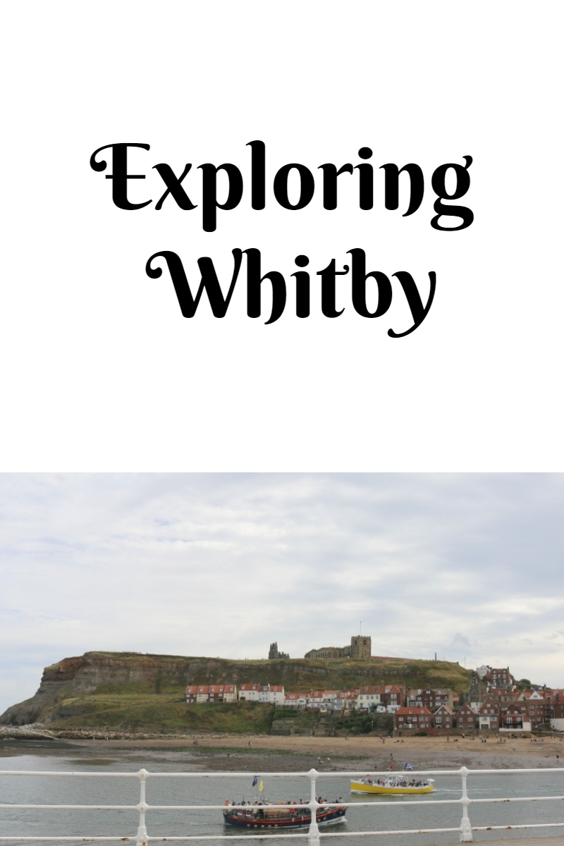 Exploring Whitby