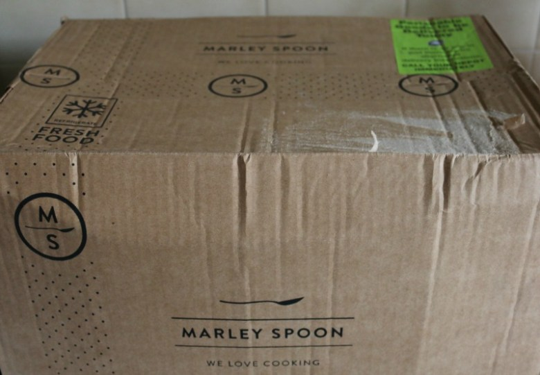 Marley Spoon Family plan