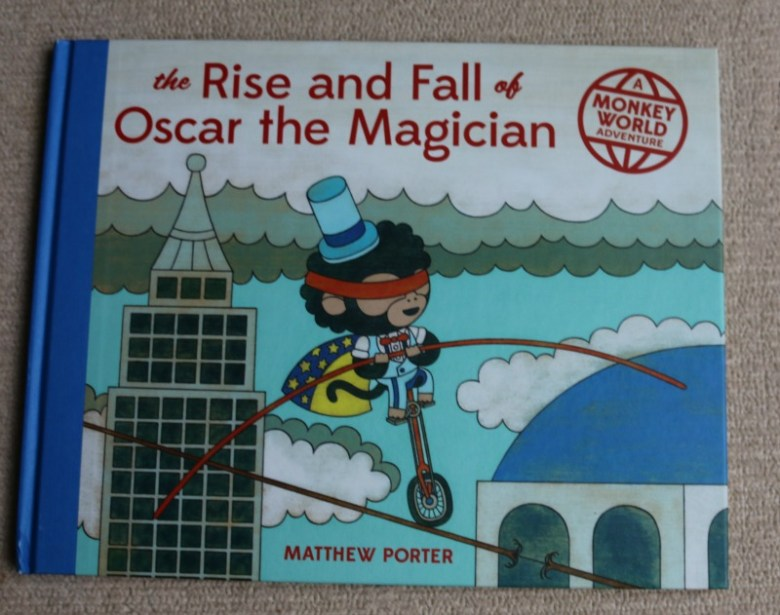 The Rise and Fall of Oscar the Magician
