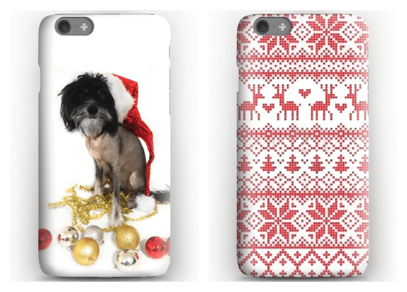 Christmas giveaway with Caseapp