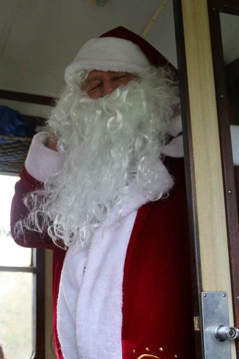 Santa Express at Nene Valley Railway