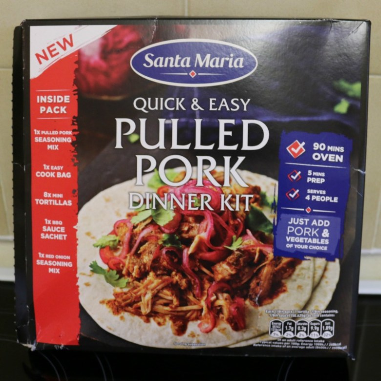 Santa Maria Pulled Pork kit