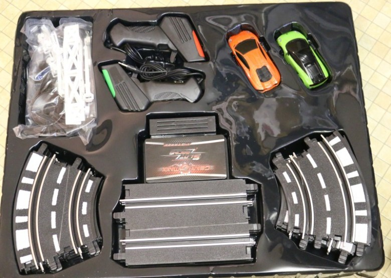Wilko Roadsters Slot Car Racing System