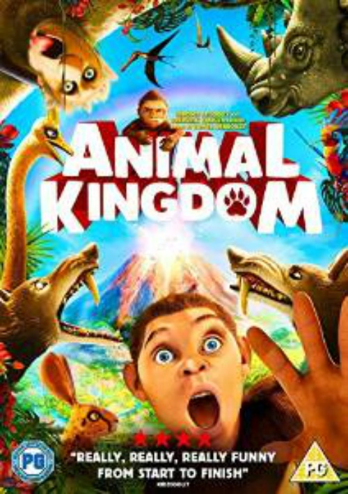 Animal Kingdom: Let's Go Ape DVD