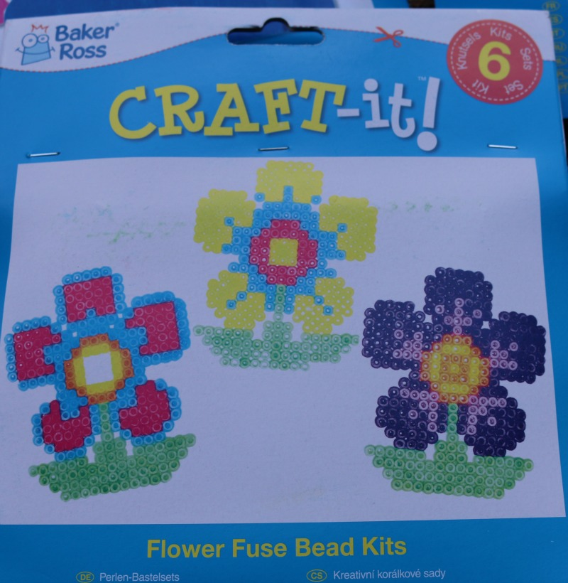 Hearts and Flowers crafts with Baker Ross