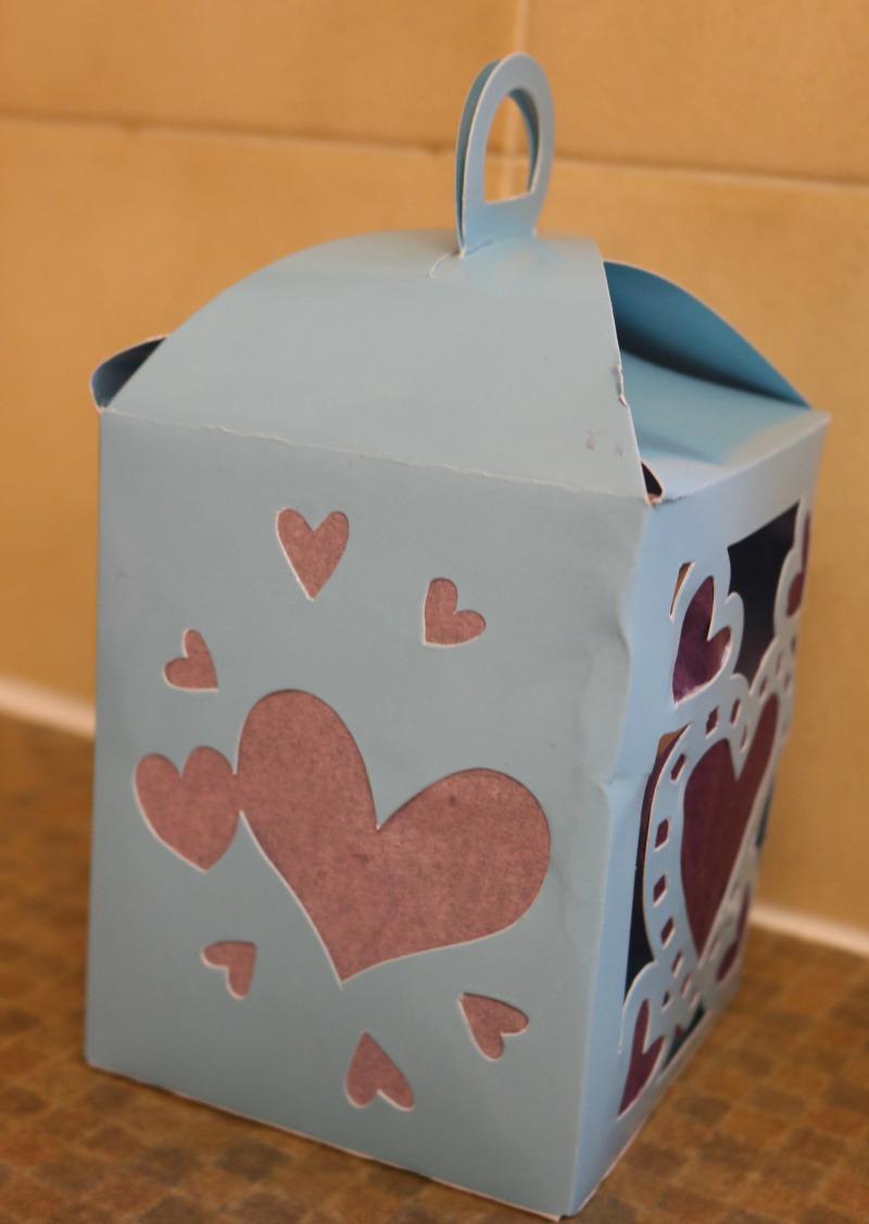 Baker Ross Heart Lantern