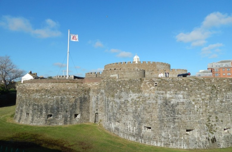 A tale of two castles in Kent - Deal Castle