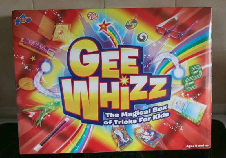 Gee Whizz from Drumond Park