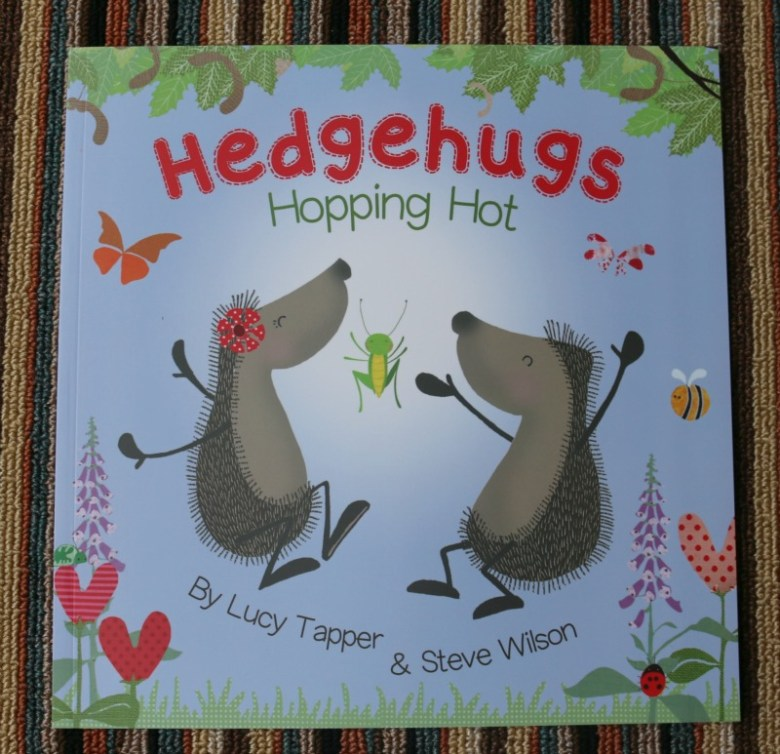 Hedgehugs Hopping Hot