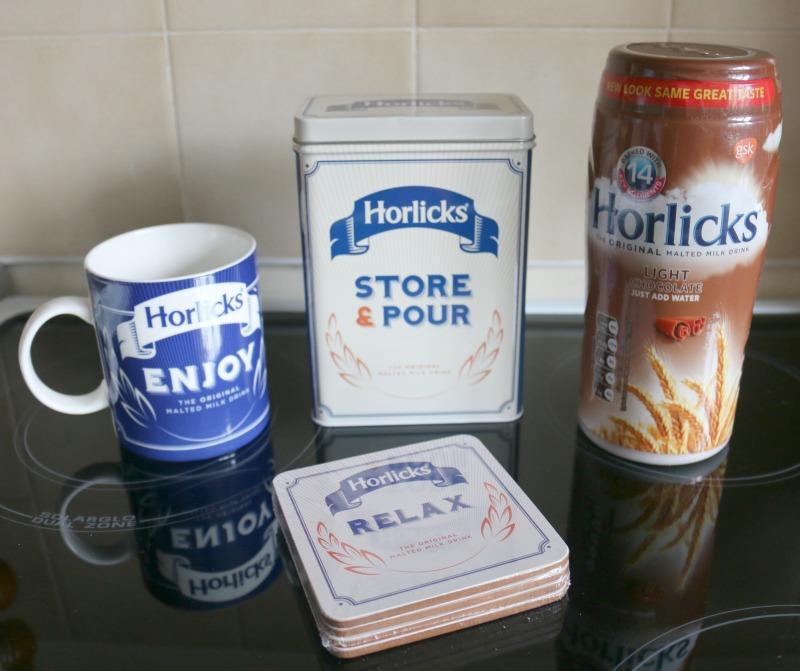 Horlicks lighten up grey days