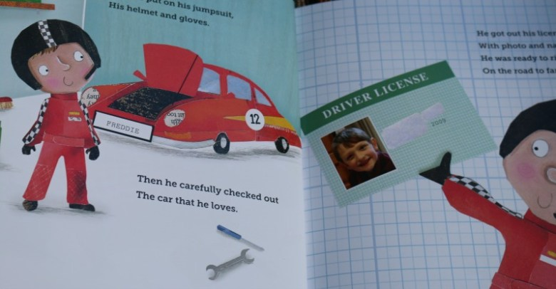 I See Me! personalised book