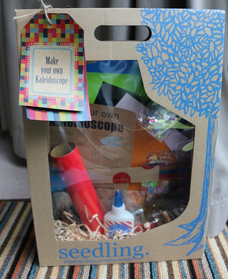kaleidoscope kit Seedlings
