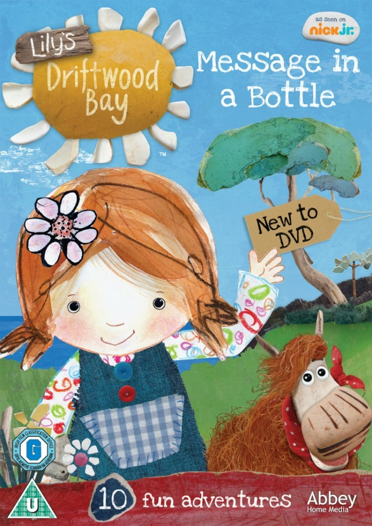 Lily's Driftwood Bay: Message in a Bottle DVD