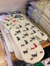 Cat themed Silicon Oven Gloves