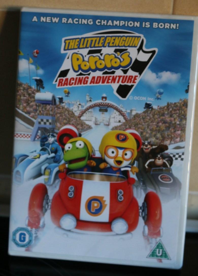 The Little Penguin: Pororo's Racing Adventure DVD