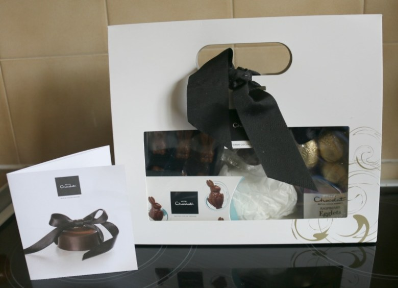 Easter Goody Bag from Hotel Chocolat