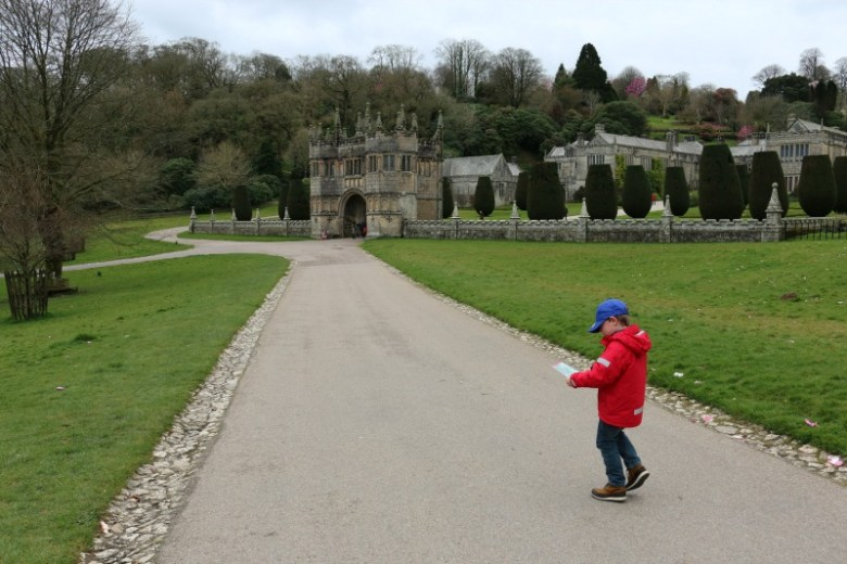 Easter at Lanhydrock
