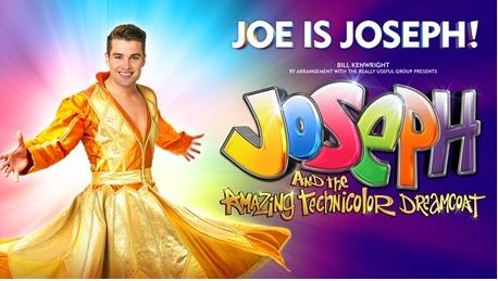 Joseph at New Theatre Oxford