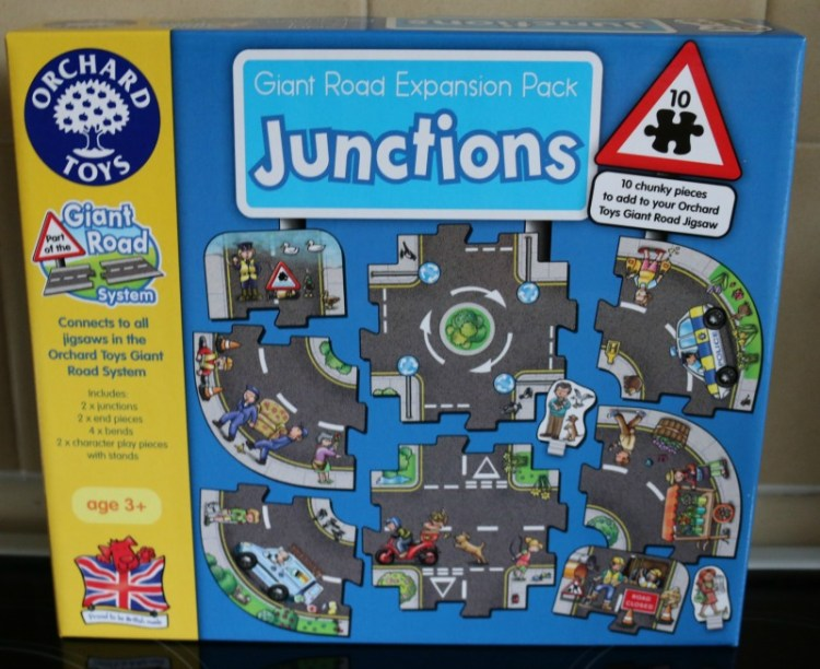Orchard Toys Junctions set