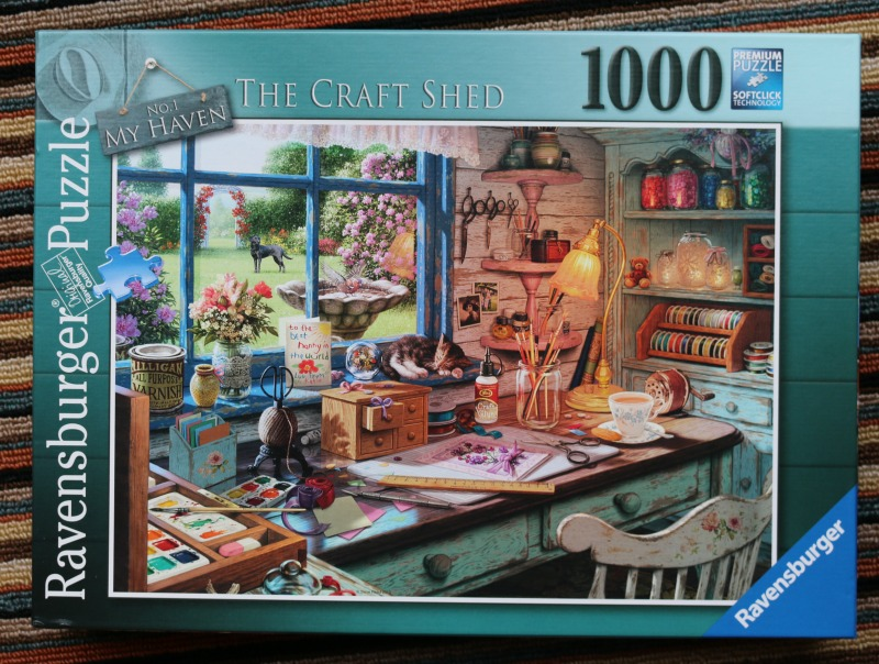 My Haven No 1 - The Craft Shed