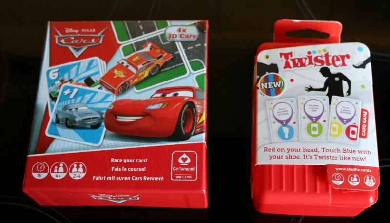 New games launched by Cartamundi