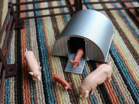 Pig Pen Set