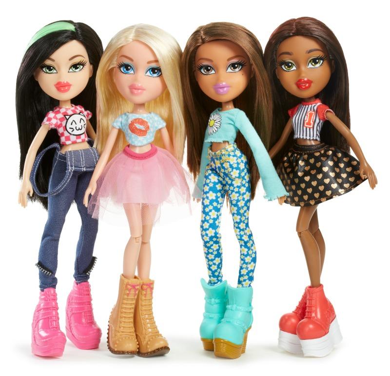 Bratz Remix Doll giveaway