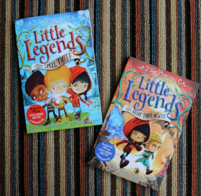 Little Legends book series
