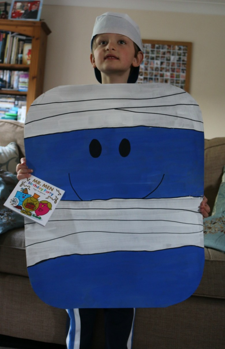 Mr Men Birthday Party