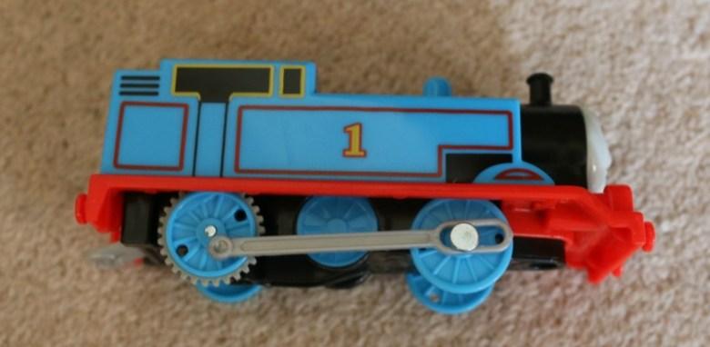 TrackMaster Close Call Cliff playset Thomas train