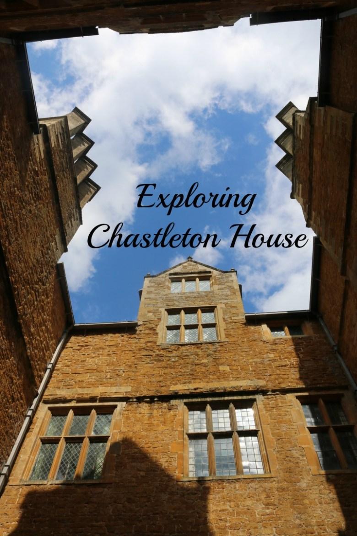 Exploring Chastleton House