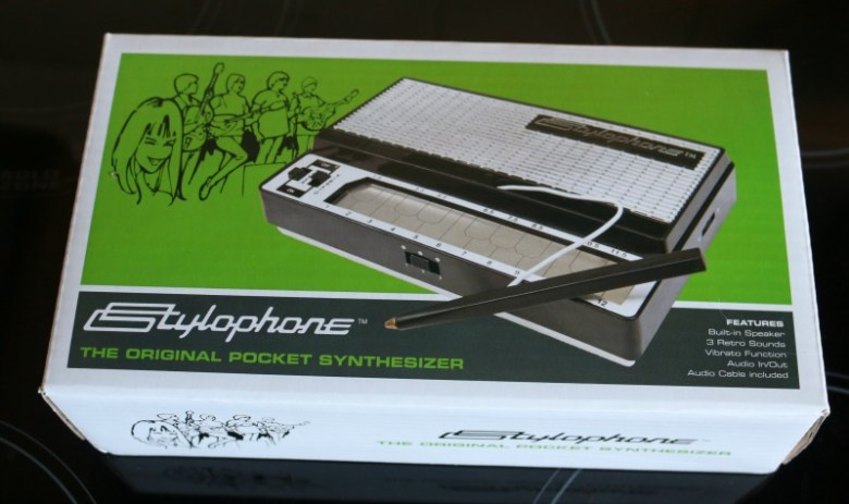 Going back to our youth with Stylophone