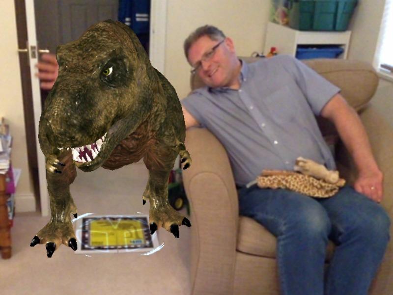 4M Tyrannosaurus T-Rex Dinosaur DNA 17