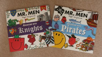 Celebrating Mr Men 45 years on