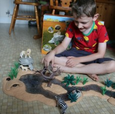Wild Life Big Adventure at the Watering Hole Playset from Schleich