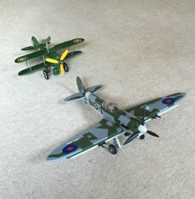 Toys for all Ages COBI Submarine Spitfire